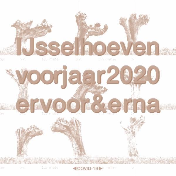 boekje IJsselhoeven, voorjaar 2020